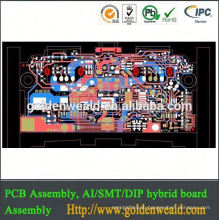 Shenzhen Electronics pcb assembly switchboard pcba